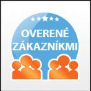 Logo Heureka - Overené zákazníkmi